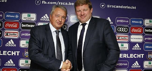 Foto: OFFICIEEL: Anderlecht haalt gewenste assistent HVH in huis