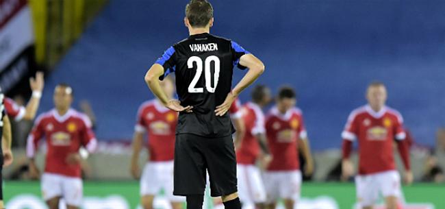 Foto: Club Brugge kan voor unicum zorgen tegen Man Utd