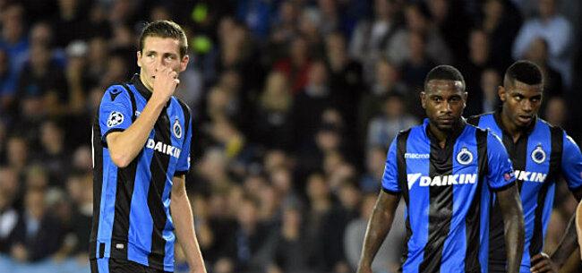 Foto: Club Brugge heeft akkoord over eerste vertrekker