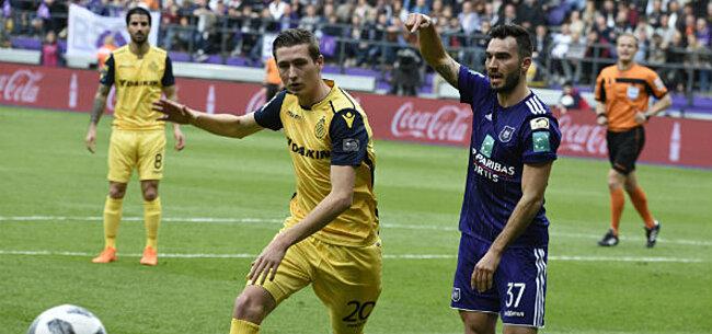 Foto: Spelen Club Brugge of Anderlecht binnenkort in 1B?