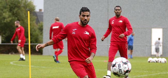 Foto: Vargas niet naar Antwerp: