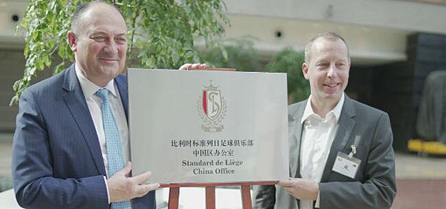 Foto: Standard zorgt voor primeur en opent kantoor in China