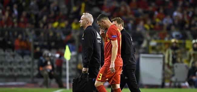 Foto: 'Barça neemt radicale beslissing over geblesseerde Vermaelen'