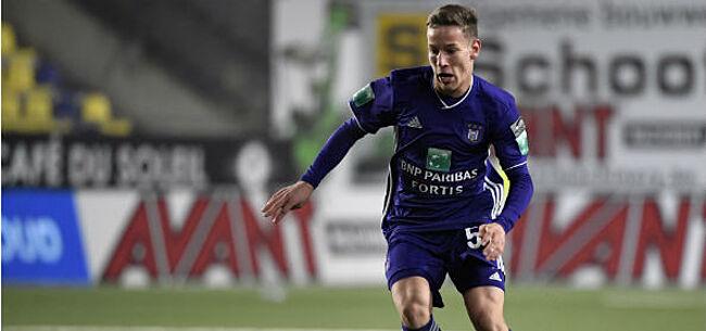 Foto: OFFICIEEL: Anderlecht breekt contract van Verschaeren open