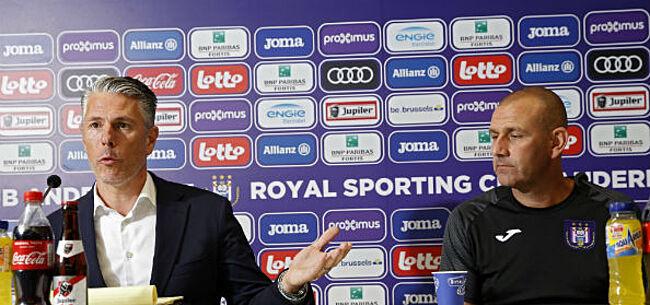 Foto: Gemengde reacties op nieuwe uitrusting Anderlecht: