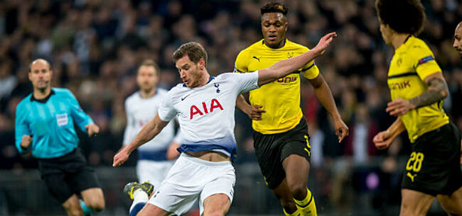 Foto: Engelse pers is lyrisch over Duivels trio, Vertonghen de primus