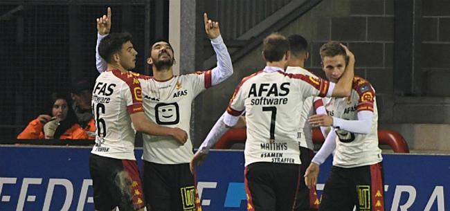 Foto: OFFICIEEL: KV Mechelen heeft talent vastgelegd