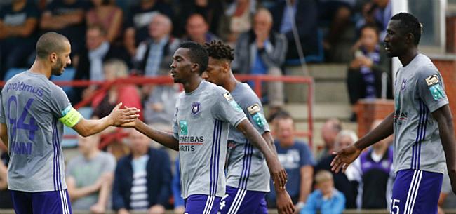 Foto: Anderlecht heeft uitstekende zaak gedaan: