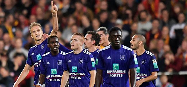 Foto: Anderlecht wordt ware machine:
