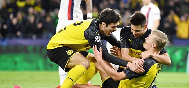 Foto: 15-jarig toptalent mag dromen van debuut bij Dortmund