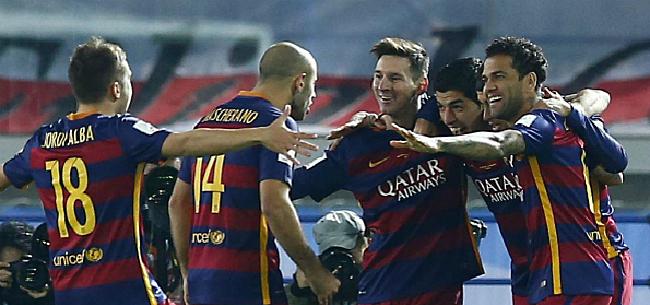 Foto: Barcelona bevestigt vertrek titularis: