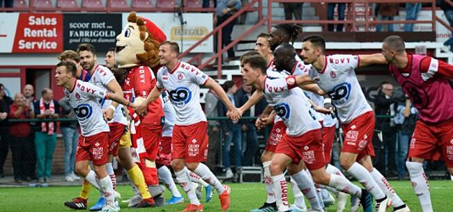 Foto: Kortrijk slaat terug naar Union: