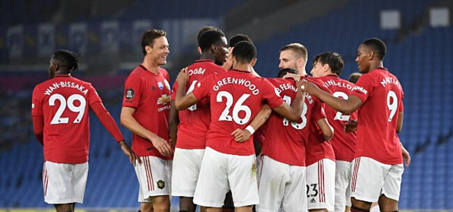 Foto: Manchester United beloont basispion voor sterke prestaties