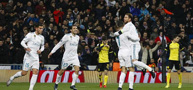 Foto: Real Madrid opnieuw op voorsprong via Vazquez (VIDEO)