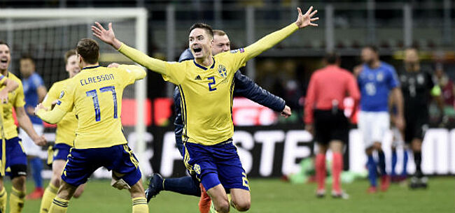 Foto: VIDEO: Euforische Zweden lopen analisten overhoop
