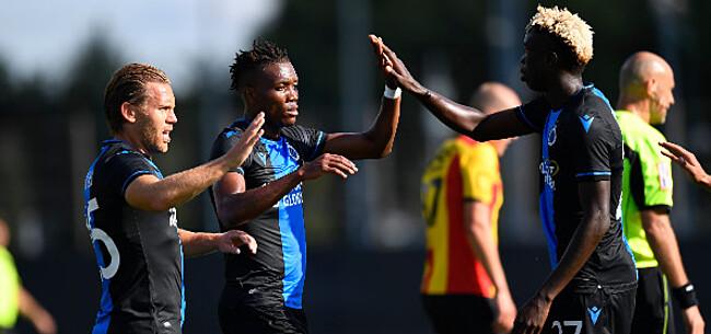 Foto: 'Club Brugge geeft transfersignaal aan 'opvolger Vormer''