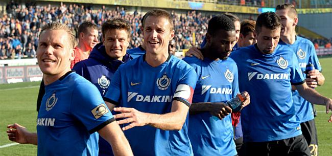 Foto: Speelt er na Nieuwjaar een vierde Nederlander bij Club Brugge?