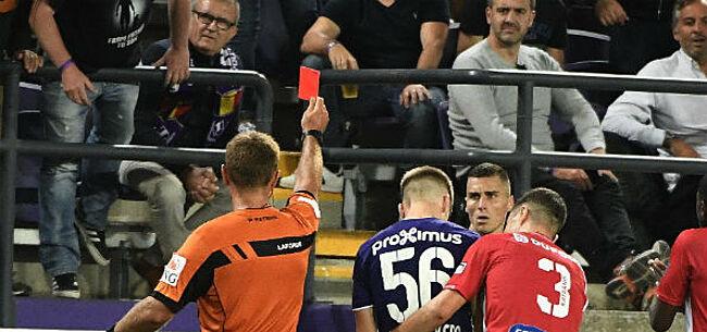 Foto: Anderlecht speelt laatste troef uit in zaak-Vranjes