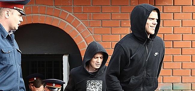 Foto: Alexander Kokorin tekent nieuw contract bij Zenit na gevangenisstraf
