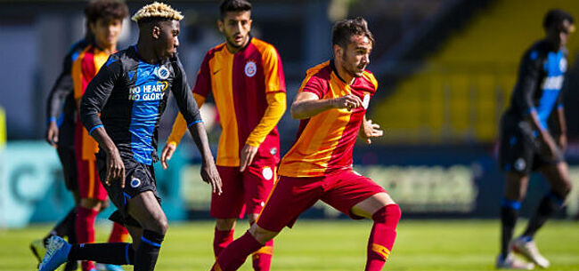 Foto: Club Brugge start Youth League met zege tegen Galatasaray