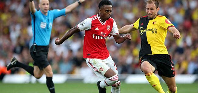 Foto: Watford knokt terug en pakt punt tegen Arsenal