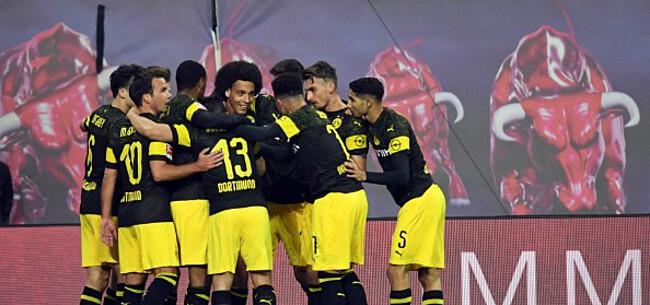 Foto: 'Dortmund hoopt op vier Rode Duivels in zijn kern'