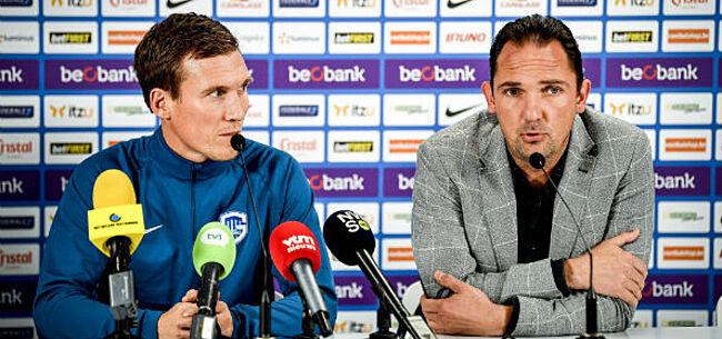 Foto: 'KRC Genk gaat strijd met Man City en AS Monaco aan'