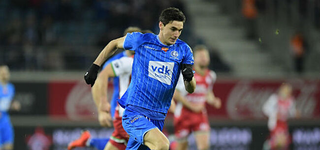 Foto: 'AA Gent kan tot de play-offs niet rekenen op Yaremchuk'