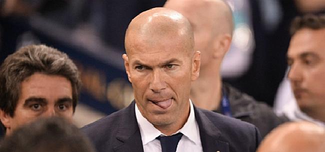 Foto: 'Zidane heeft genoeg gezien en gooit verrassende ster buiten bij Real'