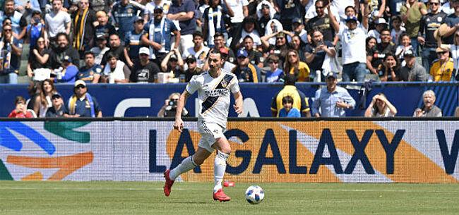 Foto: Trainer LA Galaxy komt met onthulling over toekomst Zlatan