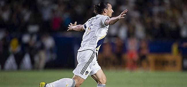 Foto: Zlatan kondigt vertrek aan: