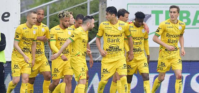 Foto: Speeltijd Belgische spelers: één (!) JPL-club geslaagd, 3 topclubs zwáár gebuisd