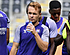 Foto: 'Trebel verdeelt Anderlecht, ook transfer niet uitgesloten'