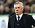 Foto: Zege tegen Genk baat niet: Napoli zet Ancelotti op straat