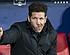 Foto: 'Simeone creëert grote onrust bij Guardiola en Klopp'