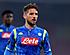 Foto: 'Napoli wil Mertens concurrentie van wereldkampioen bezorgen'