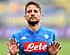 Foto: 'Napoli maakt werk van bijzonder fraaie aanvalspartner voor Mertens'