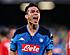 Foto: 'Lozano verlaat Napoli alweer: Premier League wenkt'