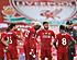 Foto: 'Liverpool laat eerste pion uit kampioenenselectie gaan'