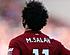 Foto: 'Salah stelt duidelijke voorwaarde voor vertrek bij Liverpool'