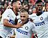 Foto: 'Inter legt 75 miljoen klaar voor nieuw maatje Nainggolan'