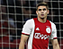 Foto: 'Ajax helpt Club Brugge dichter bij transfer Marin'
