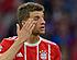 Foto: 'Bayern zet ontevreden Müller meteen op zijn plaats'