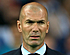 Foto: Zidane reageert mysterieus op transfergeruchten