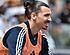 Foto: Ibrahimovic hakt belangrijke knoop door: Duivel in problemen?