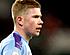 Foto: 'De Bruyne kan Man City straks transfervrij verlaten'