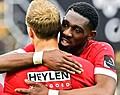 Antwerp maakt uitgaande transfer bekend