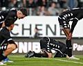 Charleroi domineerde Club: