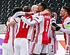 Foto: Ajax wint in de extra tijd de beker tegen Vitesse