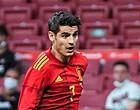 Foto: Kansrijk Spanje laat eerste driepunter liggen tegen stug Zweden